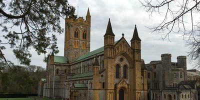 Buckfast Abbey.