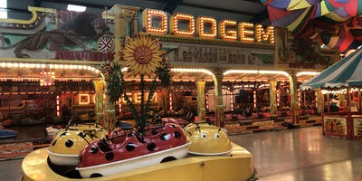 Dodgems at Dingles