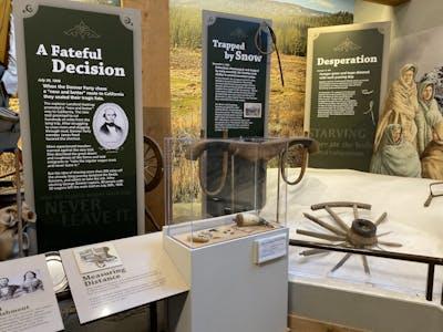 Donner Memorial State Park Visitor Center