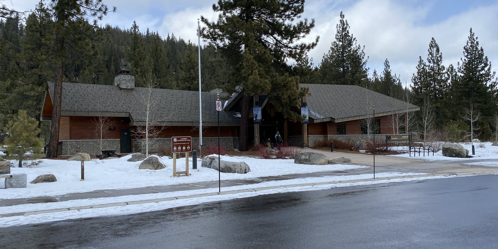 Donner Memorial State Park Visitor Center