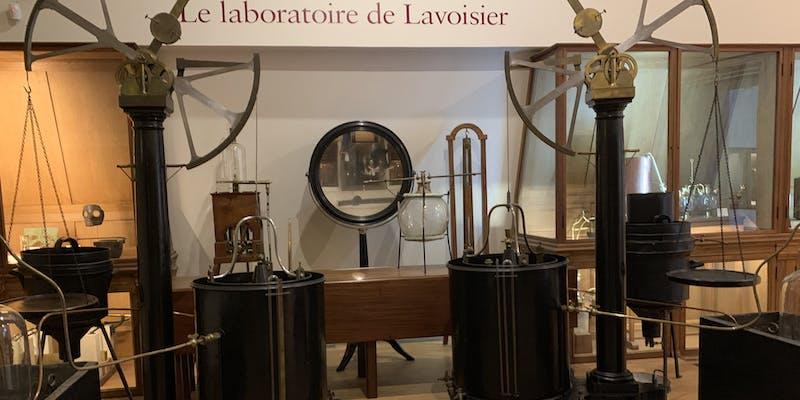 Laboratoire de Lavoisier.